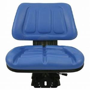 Blue, Ford, New, Holland, 600, 601, 800, 801, Fullback, Tractor, Suspension, Seat, Aiu
