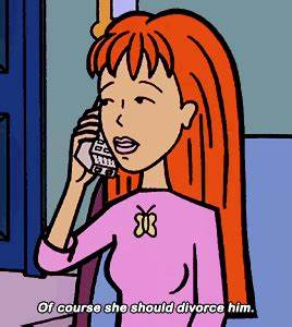 quinn morgendor... Daria And Quinn Quotes