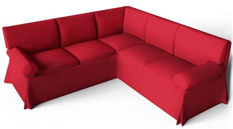 cad  bim object ektorp seat corner bed sofa ikea
