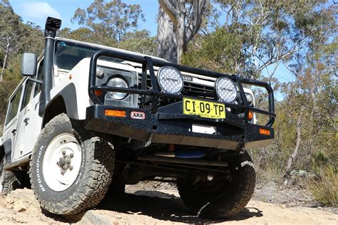 Land Rover Defender 300tdi Video Review