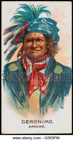 geronimo   chiricahua apache indian leader