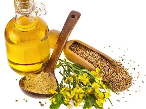 huile de moutarde cuisine 20 bienfaits de l 39 huile de moutarde pour les cheveux et la peau