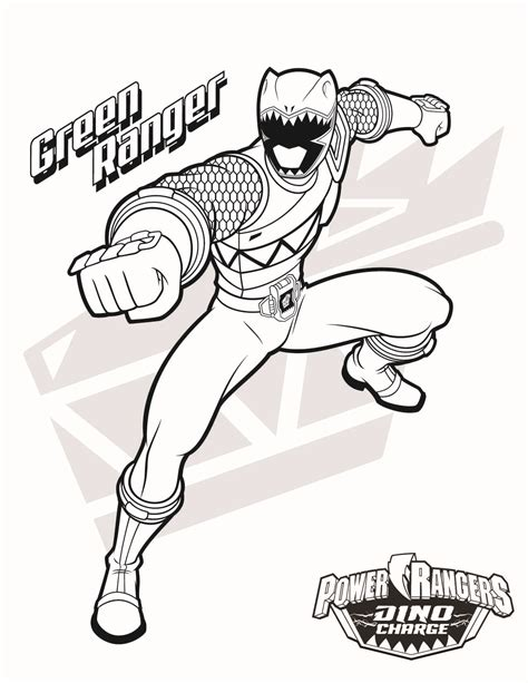 pin  power rangers  power rangers coloring pages
