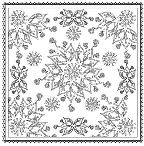 winter magic beautiful holiday patterns coloring book for
