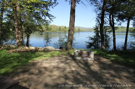 canap sits limekiln lake cground csite photos