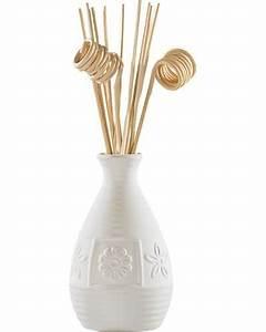 Diffuseur De Parfum Batonnet : diffuseur de parfum en c ramique avec 12 b tonnets parfum s ~ Teatrodelosmanantiales.com Idées de Décoration