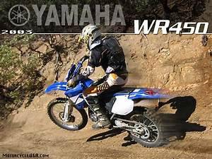 2003 Yamaha Wr450f Photos