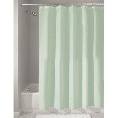 interdesign 72 inch by 72 inch fabric waterproof shower