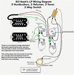 Gibson Les Paul Wiring Schematic