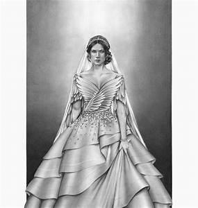Katniss wedding dress by MShah123 on DeviantArt