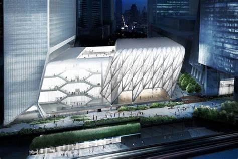 Culture Shed Hudson Yards by New York Hudson Yards Culture Shed Pro Skyscrapercity