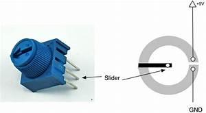 Variable Resistors  Pots