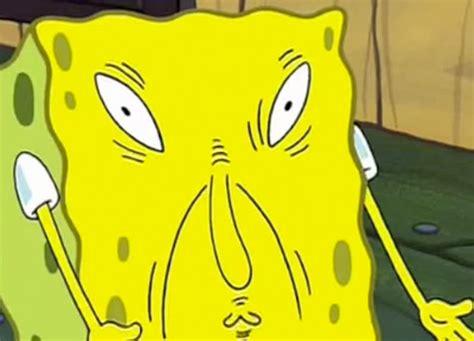 spongebob faces   recognize