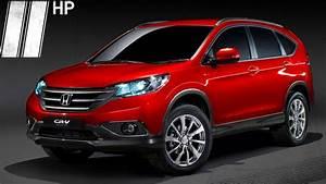 2hp  Honda Cr-v  2014  Compact Suv Review