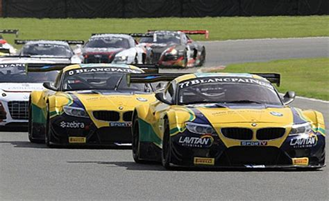 Bmw Z4 Gt3 For Sale by Lots Of Bmw Z4 Gt3 Racing Cars Go Up For Sale