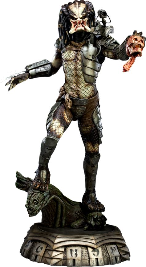 Predator Predator Statue by Sideshow Collectibles ...