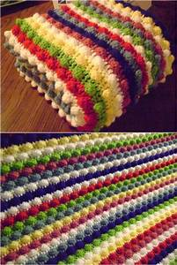25 Quick And Easy Crochet Blanket Patterns For Beginners