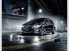 Review 2013 Holden Barina RS First Drive