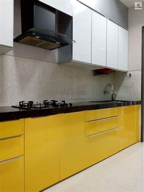 Kitchen Ideas Mumbai parallel modular kitchen design mumbai modular kitchen