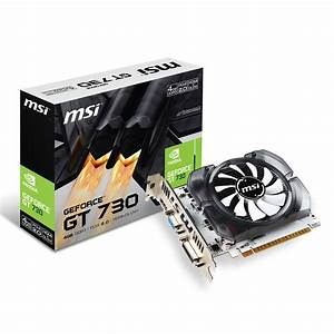 Msi Geforce Gt 730 N730-4gd3 V2