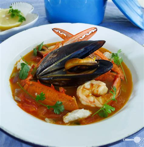 fish cuisine bouillabaisse recipe dishmaps
