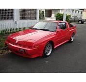 Conquestsi 1989 Chrysler Conquest Specs Photos