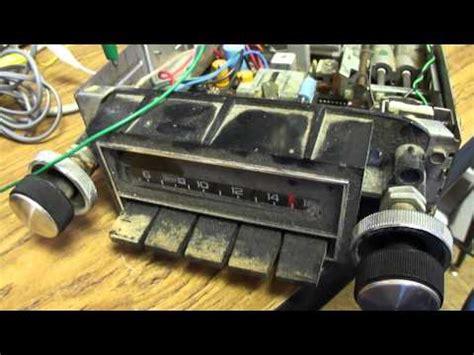 1958 delco trans portable transistor radio