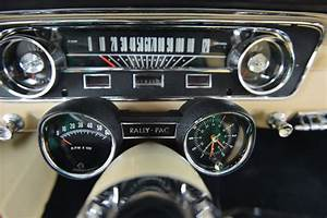 How To Add Rally-pac Gauges To A 1965-1966 Mustang