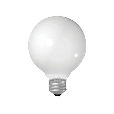 25 watt light bulb ge 25 watt incandescent g25 globe clear light