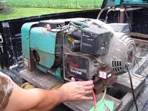 Old Onan Generators Wiring Diagrams