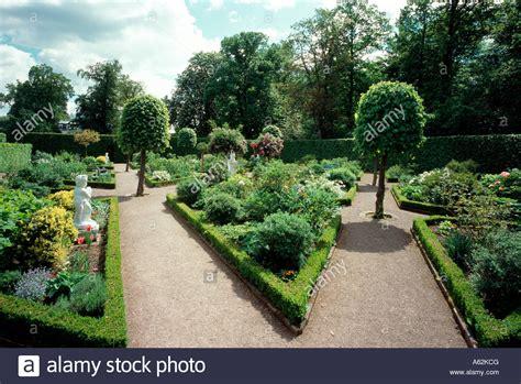 Weimar, Schloß Belvedere, Russischer Garten Von 1811 Stock