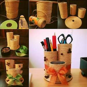Handmade Things From Waste Material For Kids Step By Step ...