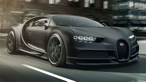 News - Bugatti Chiron Noire Revealed, Only 20 Units To Be ...