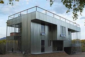 Simple amazing all metal house for inspiration hq for All metal homes