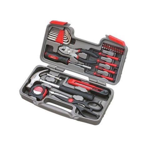 best tools to around the house apollo 39 pc household tool kit target