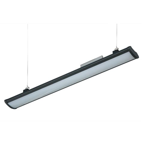 linear led high bay light fixture 4ft replacement to