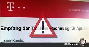 Telekom Rechnung Fake : achtung vor dieser falschen telekom rechnung mimikama ~ Themetempest.com Abrechnung