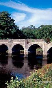 Castle Bridge, Buncrana, Inishowen, Co Donegal, Ireland ...