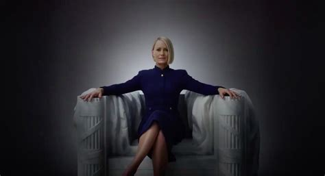 House Of Cards Season 6 Teaser Celebrates Robin Wright's