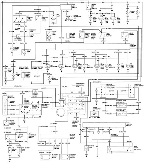 wiring diagram for 93 ford explorer wiring free engine