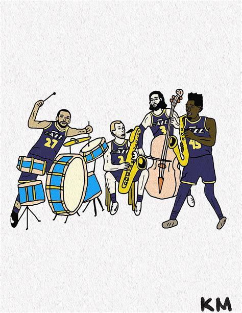 utah jazz colors utah jazz band updated colors fits as an iphone wallpaper