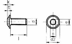 Zimmertüren Maße Norm : iso 7380 flachkopfschrauben mit innensechskant ~ Orissabook.com Haus und Dekorationen
