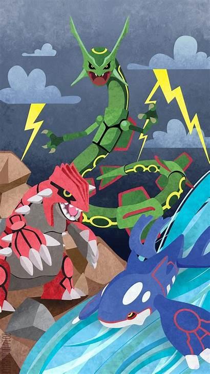 Pokemon Legendary Oras Disney Deviantart Phone Hoenn