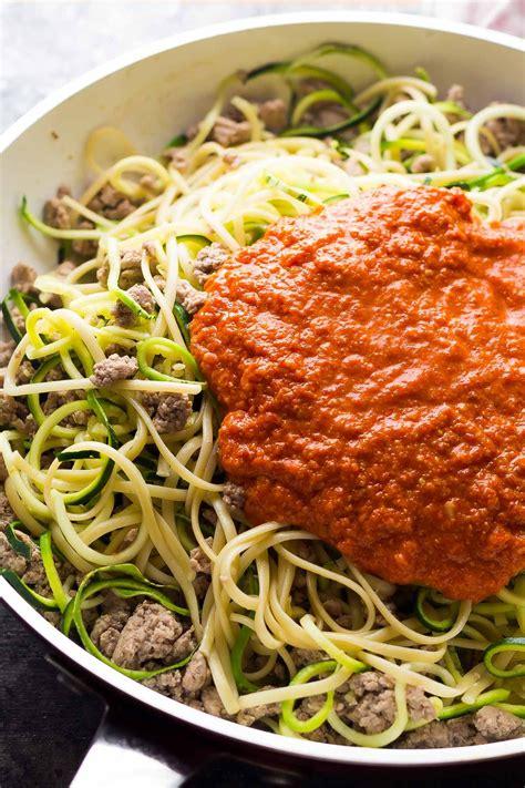 1 pound of uncooked ground turkey breast. Ground Turkey Pasta in Romesco Sauce | Recipe | Ground turkey pasta, Turkey pasta, Whole food ...