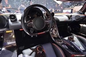 Koenigsegg One 1 Interior | 2017 - 2018 Best Cars Reviews