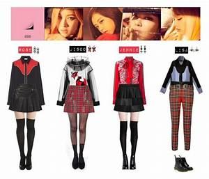 Mejores 68 imu00e1genes de Blackpink outfits en Pinterest | Trajes rosados Estilos de moda y Moda ...