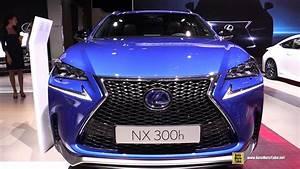 2015 Lexus Nx 300h F-sport