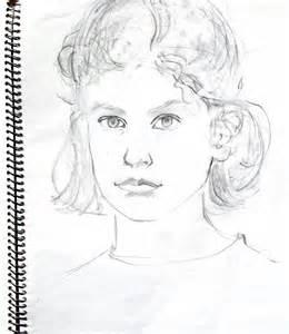 Artist Line Drawing Pencils