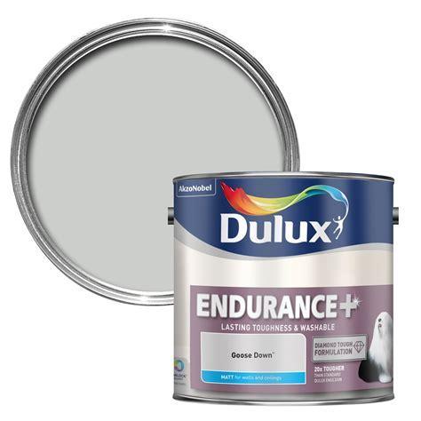 Dulux Endurance Goose Down Matt Wall & Ceiling Paint 2.5L