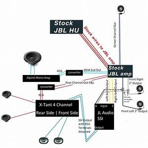 How To Replace The Jbl System While Keeping Oem Headunit